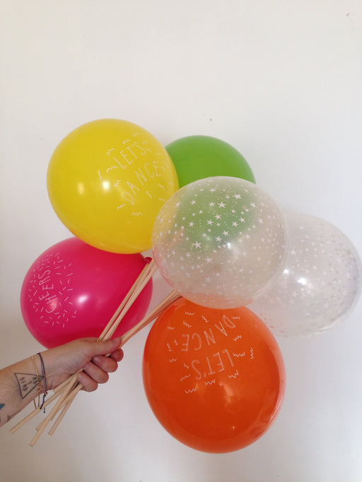 CHEERS BALOON SET