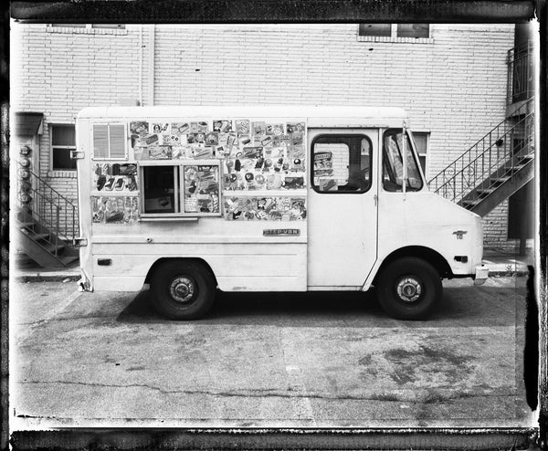 Ice Cream Truck - Playaz Circle