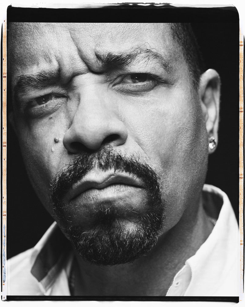Ice - T - Framed