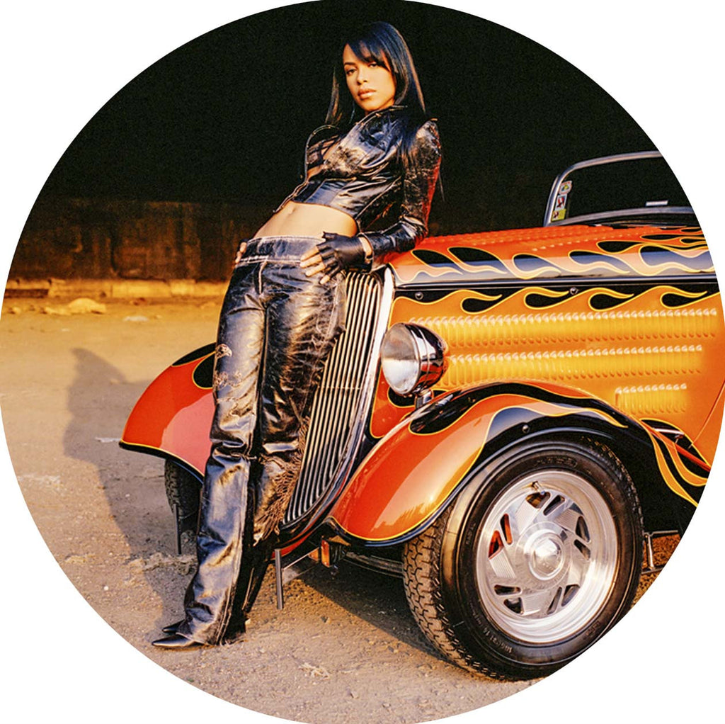 Aaliyah Car Slipmat