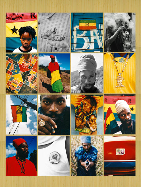 Capleton Collage