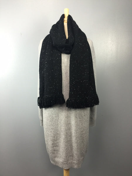 "<i id=""HT"">10</i> Donegal Cashmere Shawl with Fringe"