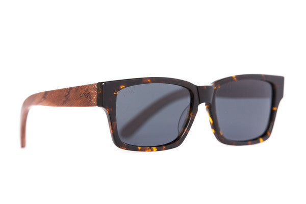 Bannock Tortoise Polarized by Proof Eyewear