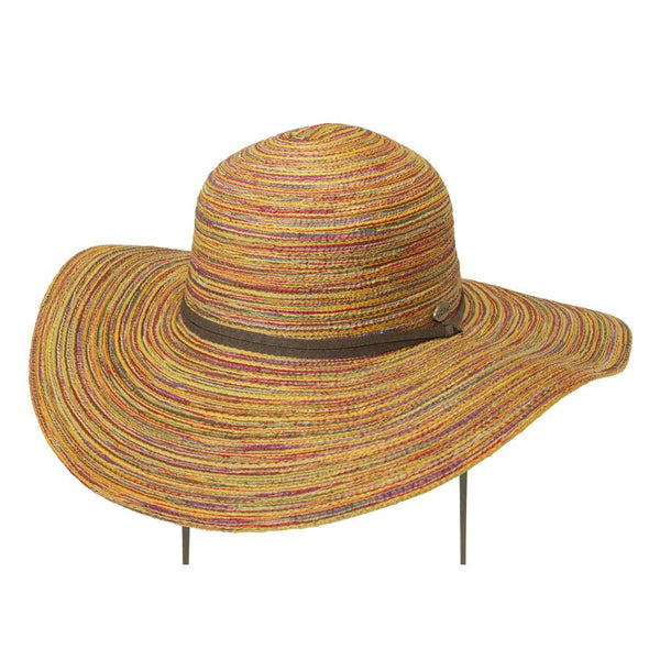 Summer in Charleston Wide Brimmed Toyo by Conner Handmade Hats