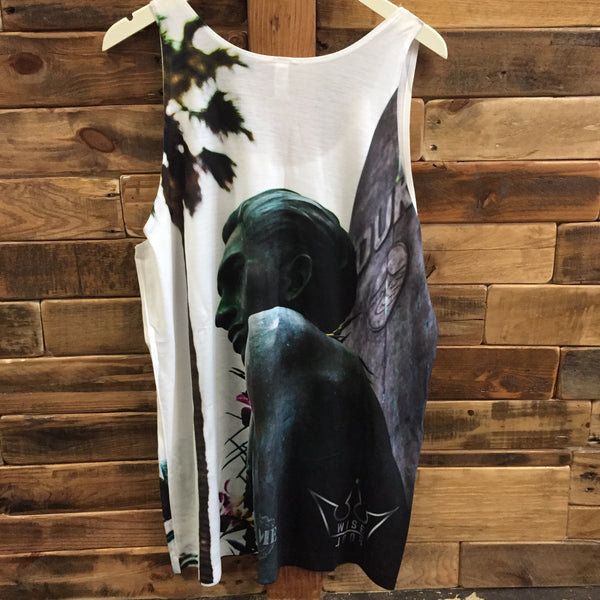 """The Duke"" Mens Tank Top by WiseFool"