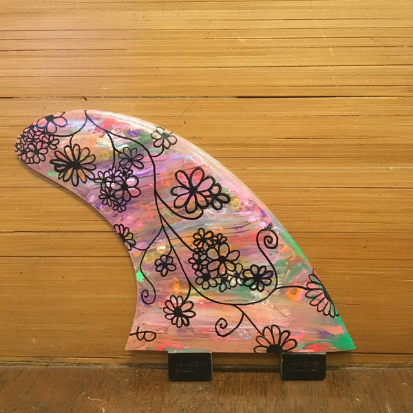 """Summer Bloom"" Fin Art by Happy Waves Brand"