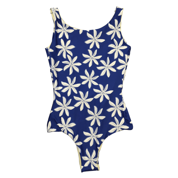 Tiare Resort X Waikiki One Piece Floral Print Swimsuit by Fused Hawaii