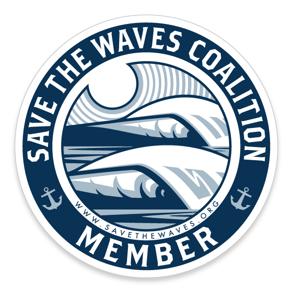 Save The Waves Coalition Membership Package