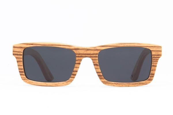 Boise Zebra Wood by Proof Eyewear