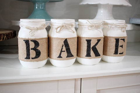 Rustic Kitchen Decor Bake