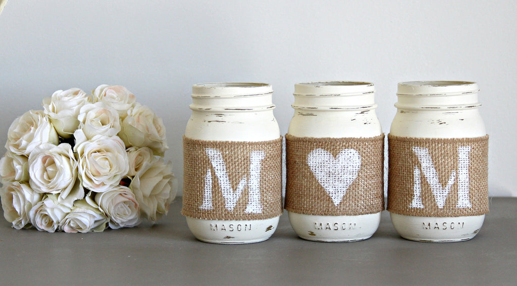 Rustic Mother's Day Gift Home Decor - Jarful House