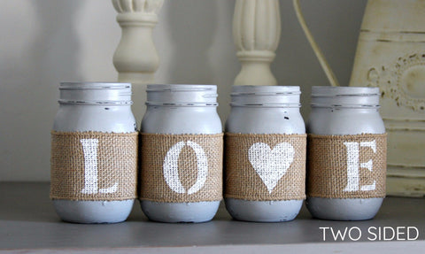 Rustic Valentine's Day Home Decor