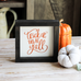 Halloween Sign | October 31 Spooky Decor | Farmhouse Halloween Sign - Jarful House
