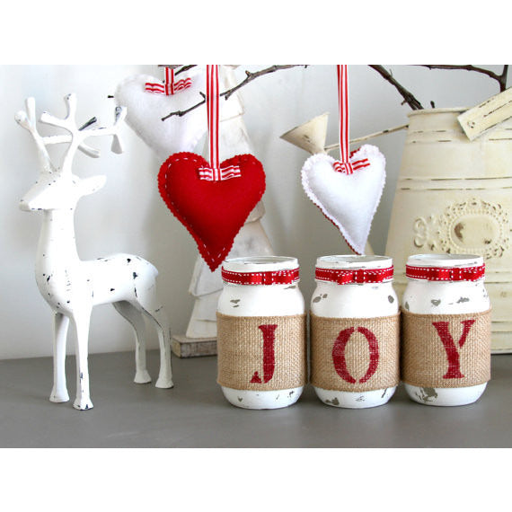 Popular Home Decor Gift Ideas For Christmas: Rustic Christmas Home,Table & Fireplace Decorations
