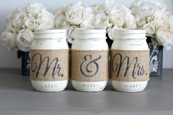 Rustic Engagement Gift