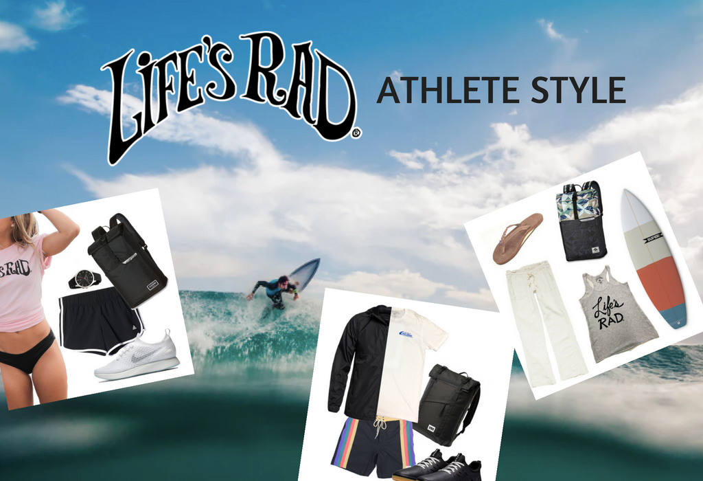 #LifesRadStyle: Athlete Apparel for Competition Season
