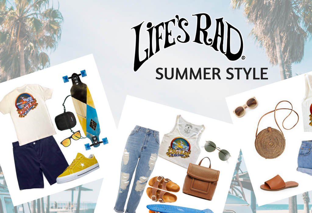 Hello, Summer - #LifesRadStyle July Edition