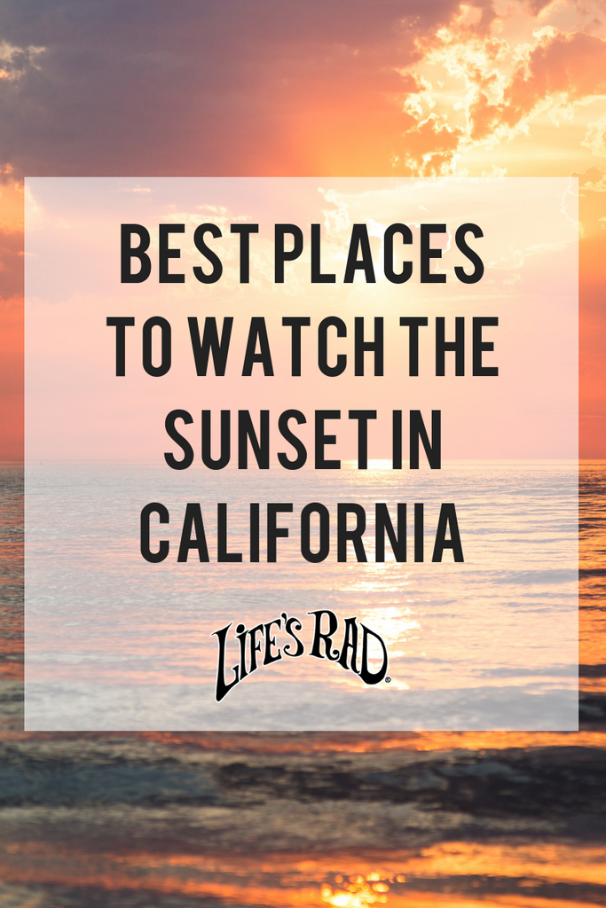 Best Places to Watch the Sunset in California