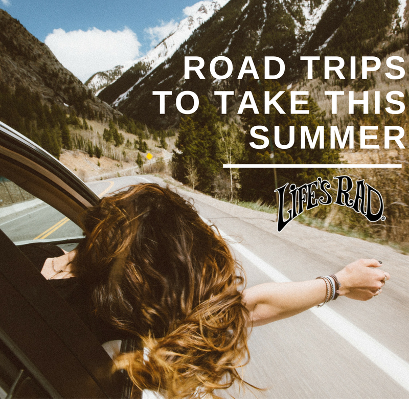 Road Trips to Take This Summer