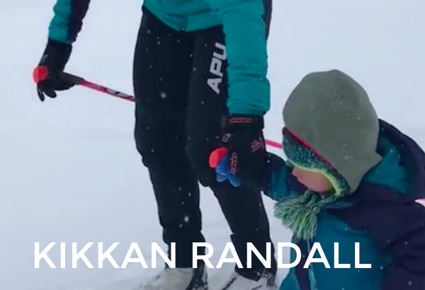 Mama Crush: Kikkan Randall is an incredible Olympic athlete and also a mother! The Life's Rad team loves watching her amazing achievements!