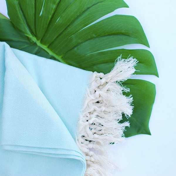 We love this great, lightweight Turkish towel from Beachmate - a fave of the Life's Rad crew!