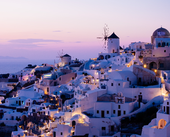 Santorini is a dream for those who love the idyllic life - like us at Life's Rad!