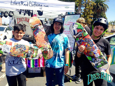Rad day at L2SK8 in Huntington Beach