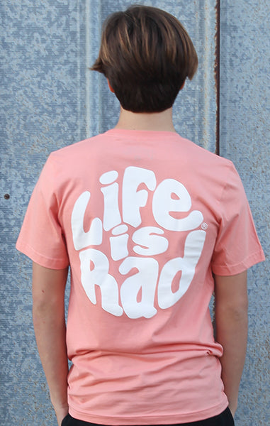 Life is Rad Retro Tee