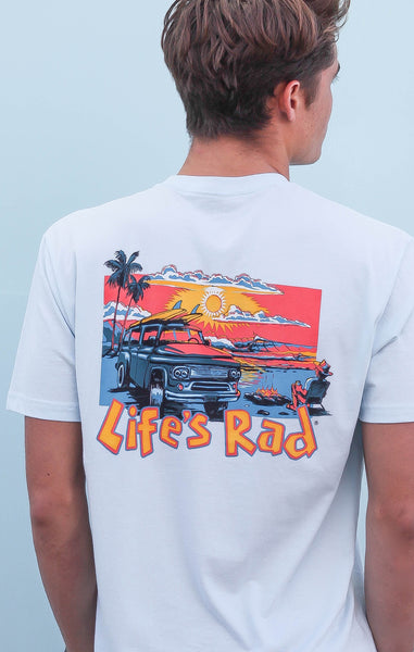 Joey's Sunset Beach Tee