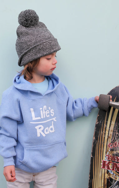 Groms Board Toddler Fleece Hoodie
