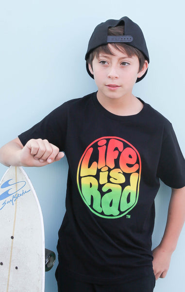 Kids Rasta Retro