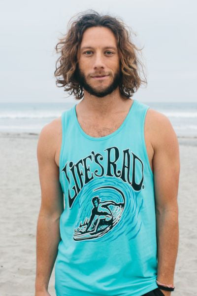 Backside Surfer Tank