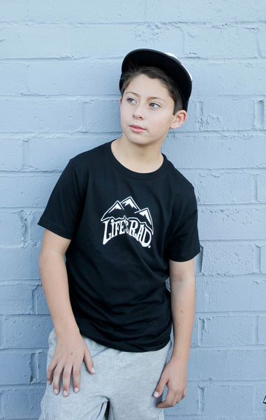 Sierra Kids Short Sleeve Tee