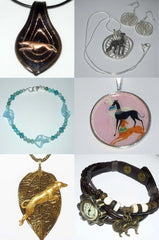 Greyhound Fashion Jewelry