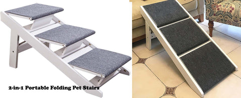 foldable ramp or steps