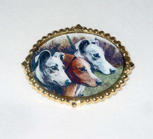 Load image into Gallery viewer, Greyhound Pin