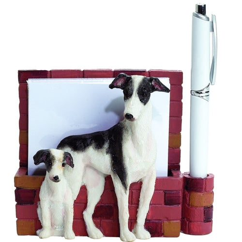 Greyhound Note Holder Set
