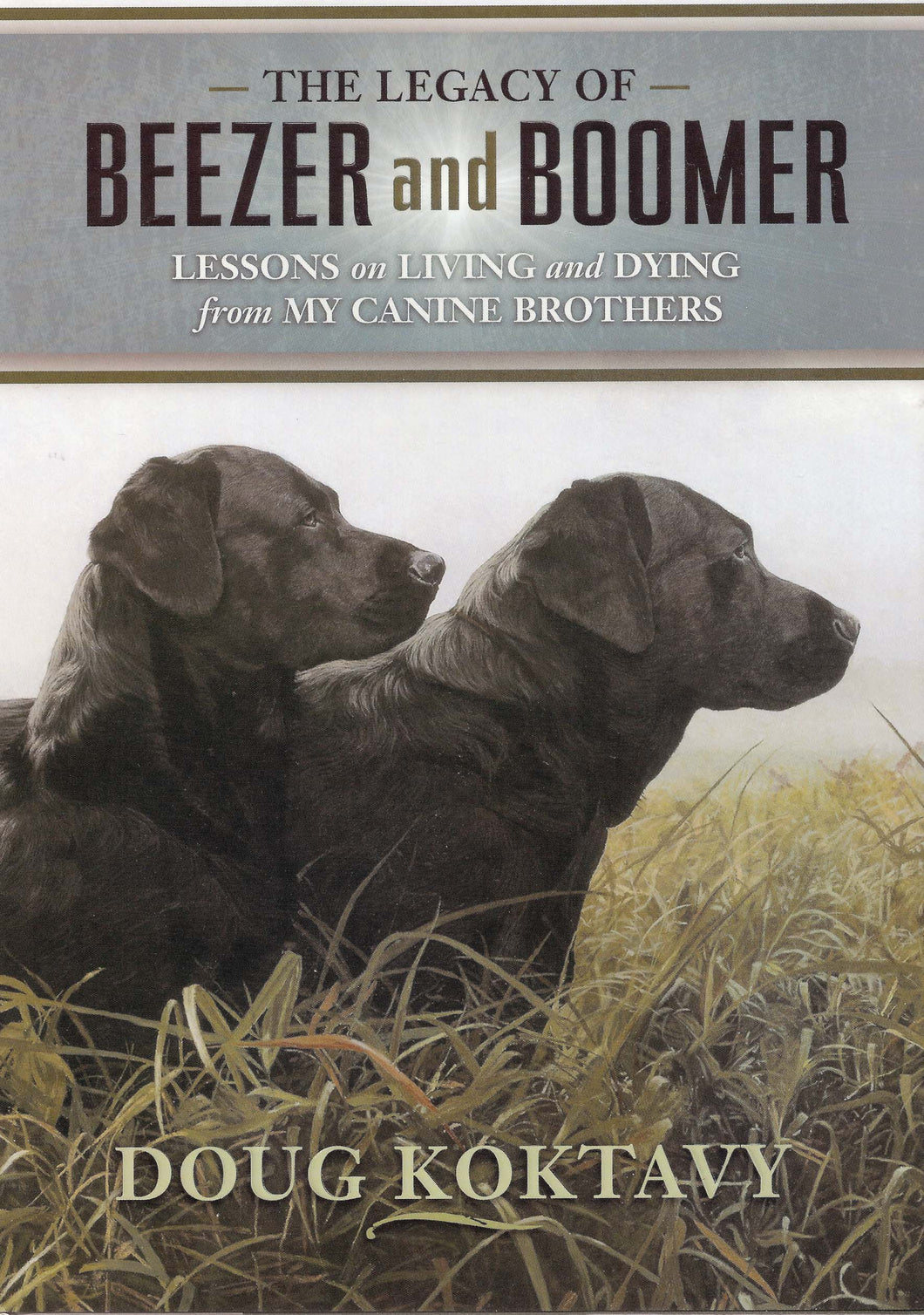 The Legacy of Beezer and Boomer Book