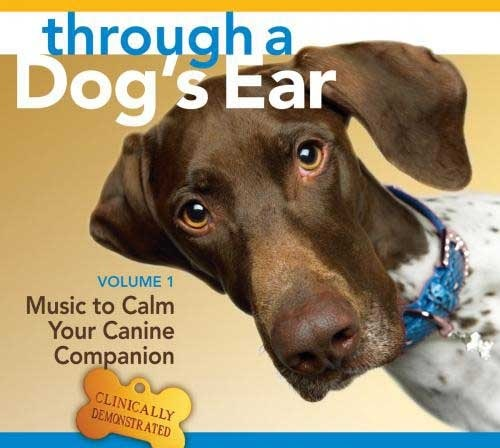 Music CD to Calm Your Dog V1