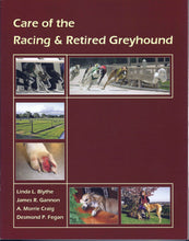 Load image into Gallery viewer, Order Care of the Racing & Retired Greyhound Book