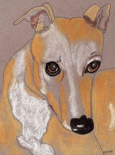 Load image into Gallery viewer, Greyhound Art Note Card Set