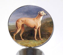 Load image into Gallery viewer, Greyhound Bottle Stopper