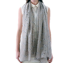 Load image into Gallery viewer, Greyhound Scarf