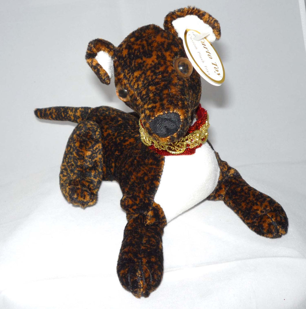 Greyhound Beanie Baby