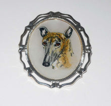 Load image into Gallery viewer, Greyhound Combo Pin Pendant