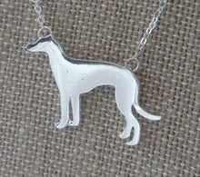 Load image into Gallery viewer, Greyhound Necklace