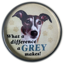 Load image into Gallery viewer, Greyhound Magnet