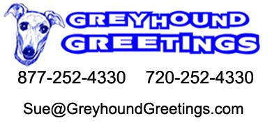 Greyhound Greetings