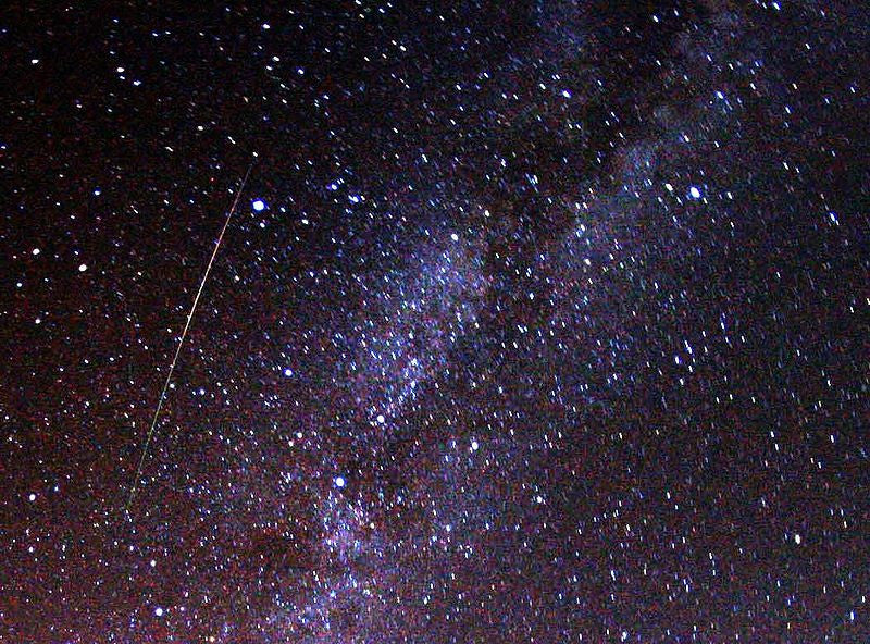 Space Nerds, Are You Ready For the Perseid Meteor Shower?