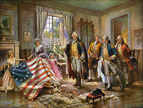 Five Fun Fourth of July Facts About Revolutionary War Icon Betsy Ross